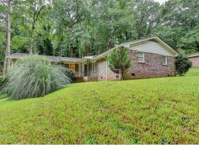2889 White Oak Drive, Decatur, GA 30032 (MLS #6946054) :: Atlanta Communities Real Estate Brokerage
