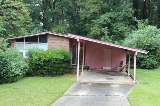 1468 Cherokee Trail, Conley, GA 30288 (MLS #6946058) :: Kennesaw Life Real Estate