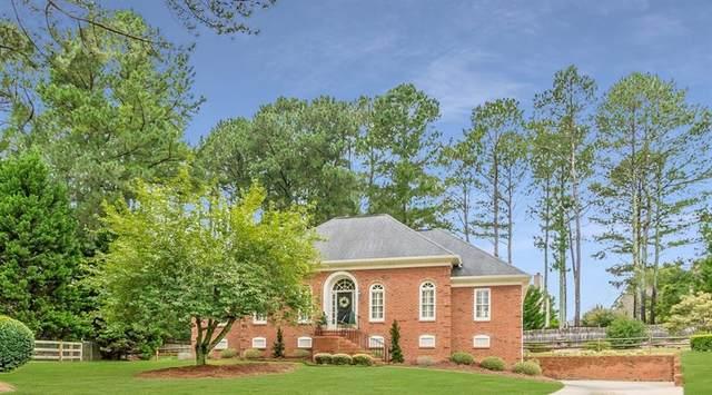 2942 Melton Court SW, Lilburn, GA 30047 (MLS #6946069) :: Path & Post Real Estate