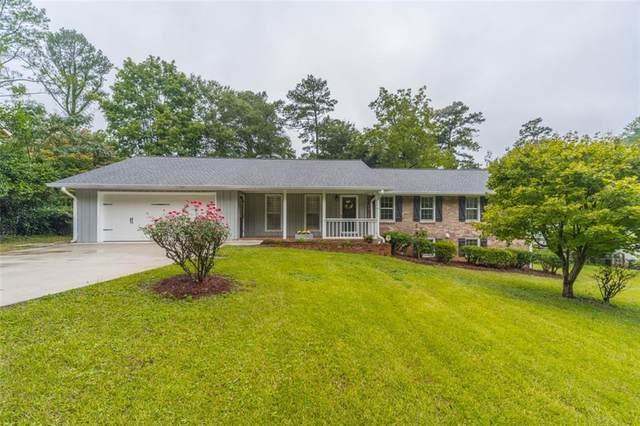1631 Huntington Drive, Marietta, GA 30066 (MLS #6946085) :: North Atlanta Home Team