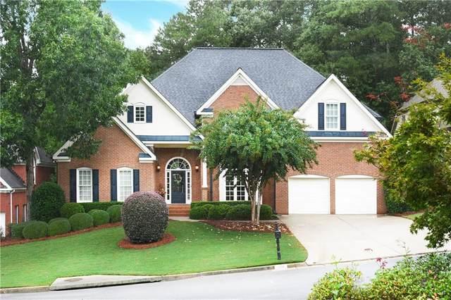 4011 Defender Drive NE, Roswell, GA 30075 (MLS #6946090) :: The Kroupa Team | Berkshire Hathaway HomeServices Georgia Properties