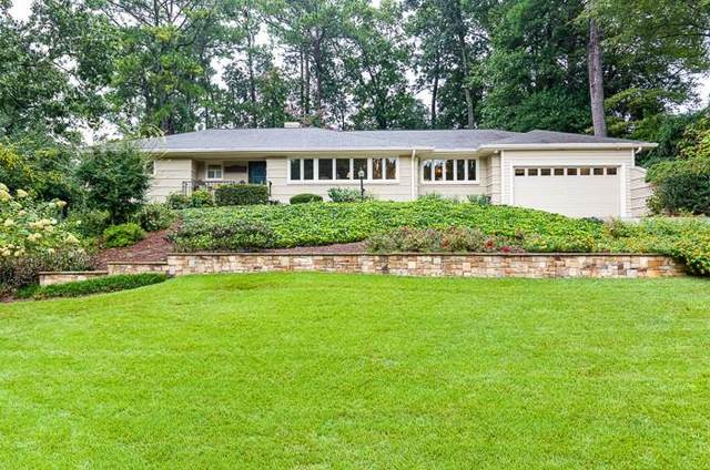 120 Laurel Forest Circle NE, Atlanta, GA 30342 (MLS #6946107) :: Atlanta Communities Real Estate Brokerage