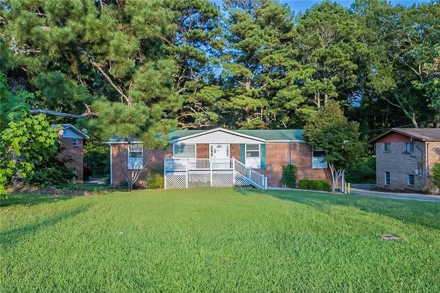 1354 Maple Drive, Griffin, GA 30224 (MLS #6946130) :: North Atlanta Home Team