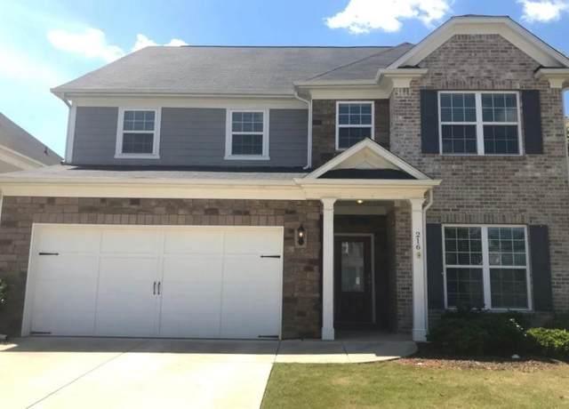 216 Walnut Ridge Road, Canton, GA 30115 (MLS #6946134) :: 515 Life Real Estate Company