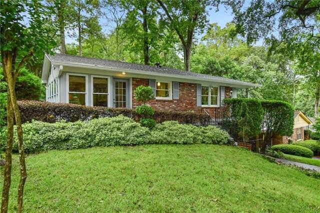 1165 Hampton Way NE, Atlanta, GA 30324 (MLS #6946139) :: Tonda Booker Real Estate Sales