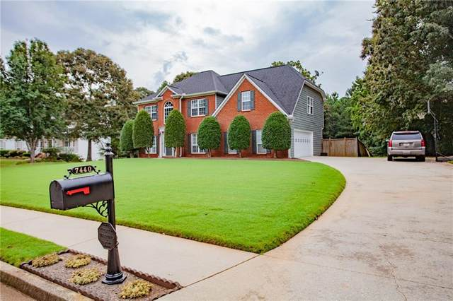 7440 Mason Falls Court, Winston, GA 30187 (MLS #6946142) :: Evolve Property Group