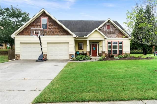41 Barnsley Village Trail, Adairsville, GA 30103 (MLS #6946156) :: The Atlanta Real Estate Group