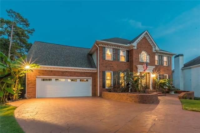 670 Rosa Drive, Lawrenceville, GA 30044 (MLS #6946164) :: North Atlanta Home Team