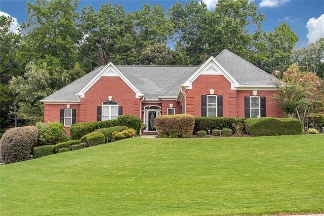 130 Oak Grove Drive, Dallas, GA 30157 (MLS #6946192) :: Evolve Property Group