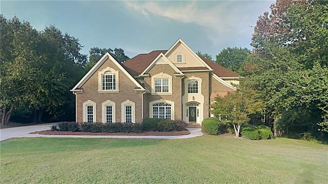 235 Briers Ridge, Fayetteville, GA 30214 (MLS #6946216) :: North Atlanta Home Team