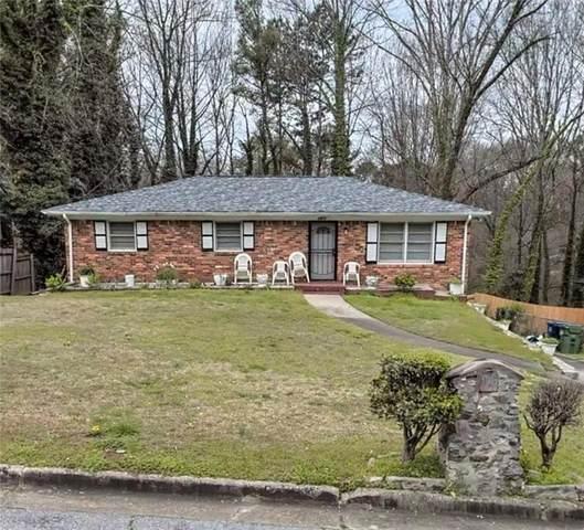2915 River Ridge Drive SW, Atlanta, GA 30354 (MLS #6946227) :: North Atlanta Home Team