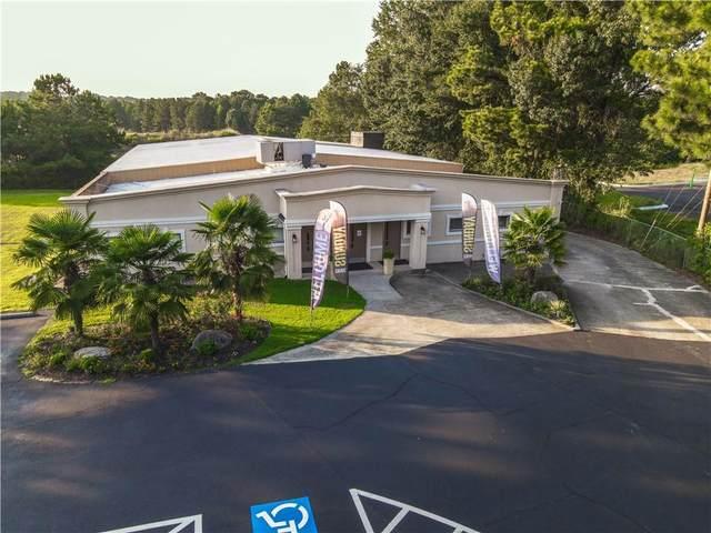 4415 Stone Mountain Highway, Lilburn, GA 30047 (MLS #6946240) :: Path & Post Real Estate