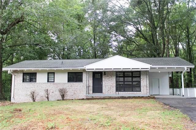110 Cane Creek Valley Road, Dahlonega, GA 30533 (MLS #6946243) :: RE/MAX Paramount Properties