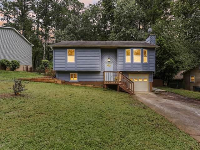 5257 Mountain Village Court, Stone Mountain, GA 30083 (MLS #6946249) :: North Atlanta Home Team
