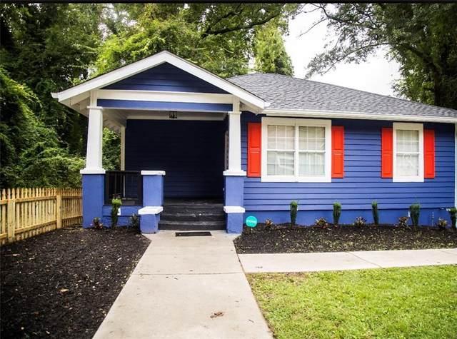 836 Wood Street NW, Atlanta, GA 30318 (MLS #6946250) :: The Heyl Group at Keller Williams