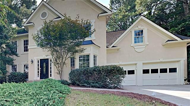 1024 Towne Lake Hills E, Woodstock, GA 30189 (MLS #6946267) :: North Atlanta Home Team