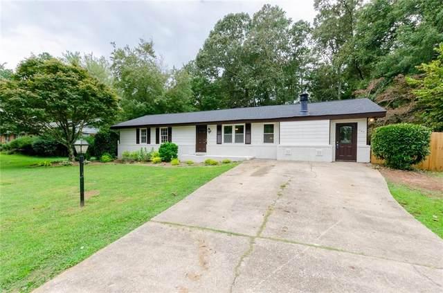 745 Tanner Road, Dacula, GA 30019 (MLS #6946272) :: North Atlanta Home Team