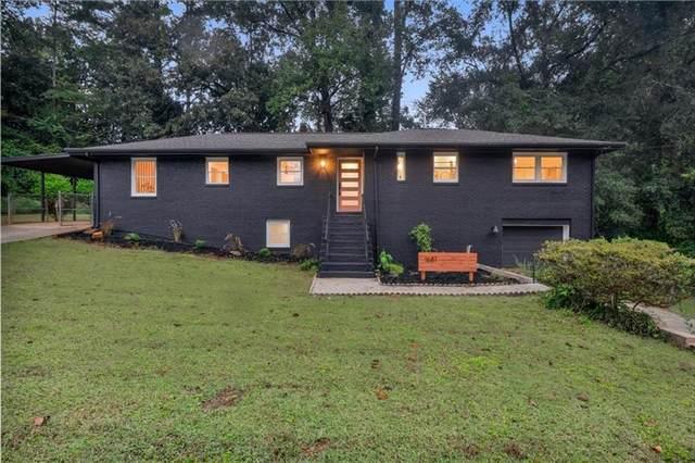 1681 Mohawk Place SE, Smyrna, GA 30080 (MLS #6946285) :: Good Living Real Estate