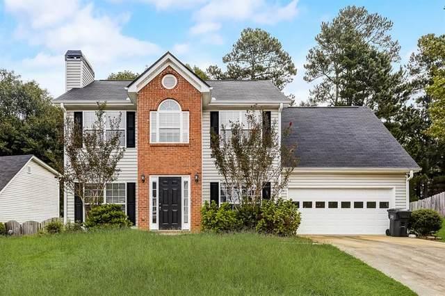1387 Bramlett Forest Court, Lawrenceville, GA 30045 (MLS #6946286) :: North Atlanta Home Team