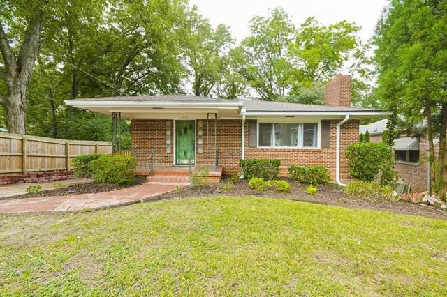 1341 Thurgood Street, Atlanta, GA 30314 (MLS #6946287) :: Path & Post Real Estate
