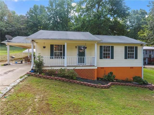 2650 Walnut St, Gainesville, GA 30506 (MLS #6946291) :: RE/MAX Paramount Properties