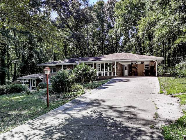 1734 Corley Drive, Mableton, GA 30126 (MLS #6946301) :: North Atlanta Home Team