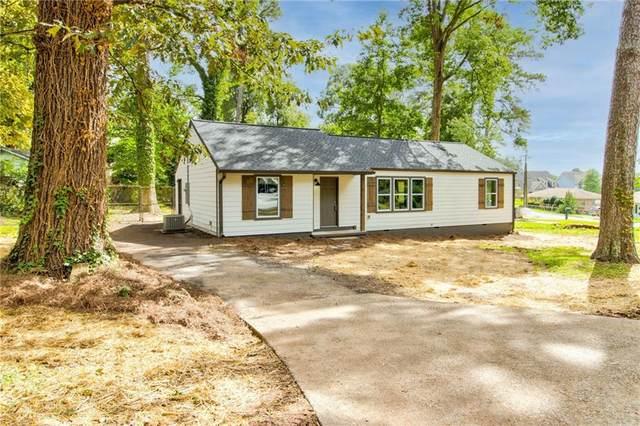 2285 Belmont Circle SE, Smyrna, GA 30080 (MLS #6946332) :: 515 Life Real Estate Company