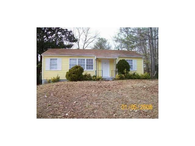 1349 Kenilworth Drive SW, Atlanta, GA 30310 (MLS #6946338) :: North Atlanta Home Team