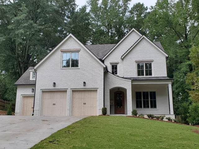 1165 Pine Ridge Road, Atlanta, GA 30324 (MLS #6946356) :: Atlanta Communities Real Estate Brokerage