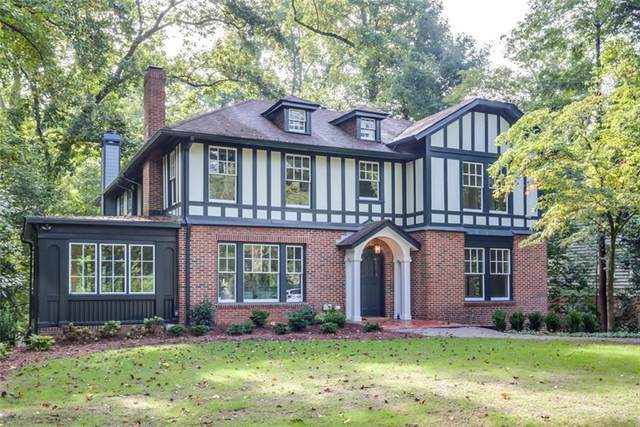 889 Springdale Road NE, Atlanta, GA 30306 (MLS #6946359) :: Dillard and Company Realty Group