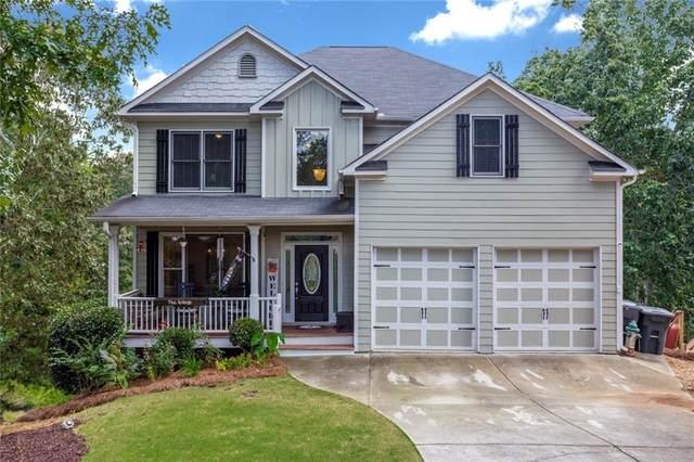 12 Laurel Way NE, White, GA 30184 (MLS #6946399) :: The Huffaker Group