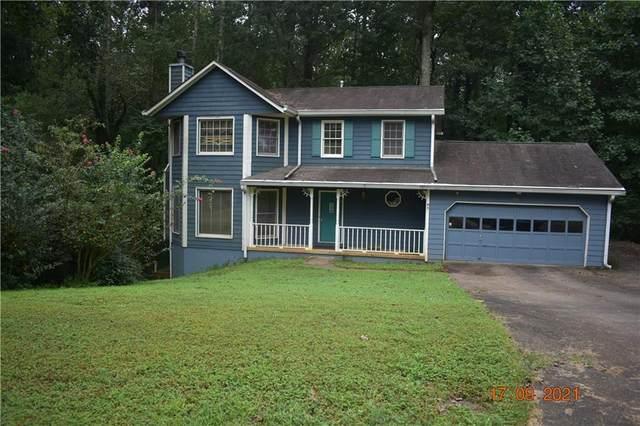 691 Cedar Valley Trace, Lawrenceville, GA 30043 (MLS #6946403) :: North Atlanta Home Team