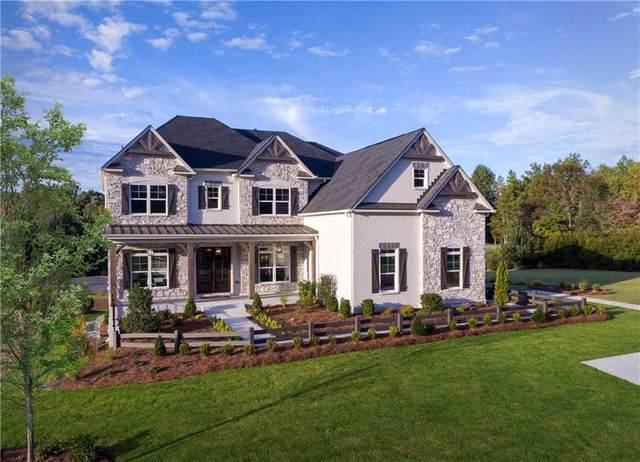 2876 Treeside Terrace, Marietta, GA 30066 (MLS #6946405) :: Maximum One Partners