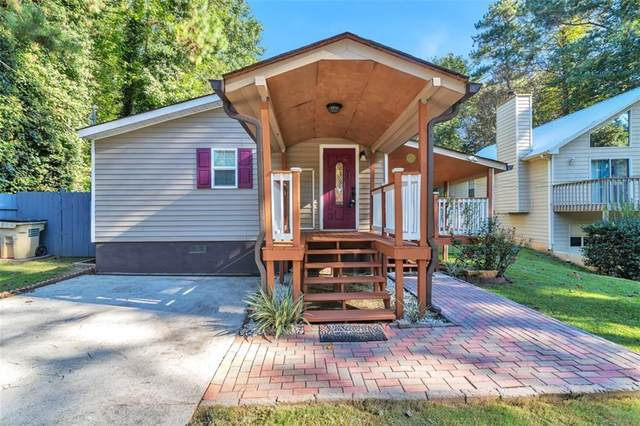 4409 Jacobs Drive, Snellville, GA 30039 (MLS #6946417) :: Maria Sims Group
