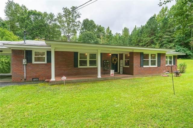 4815 Highway 166, Douglasville, GA 30135 (MLS #6946451) :: Maximum One Partners