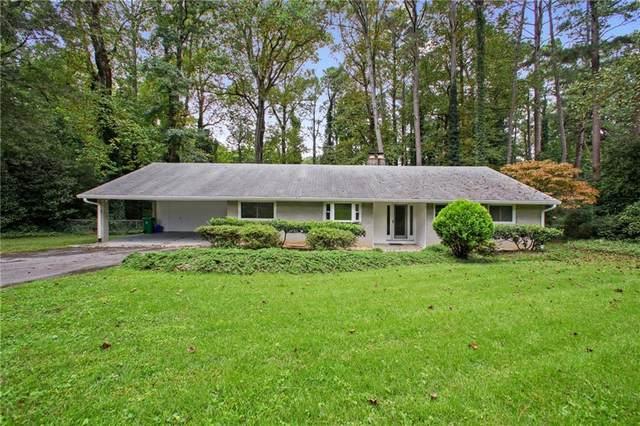 2070 Sylvania Drive, Decatur, GA 30033 (MLS #6946459) :: North Atlanta Home Team