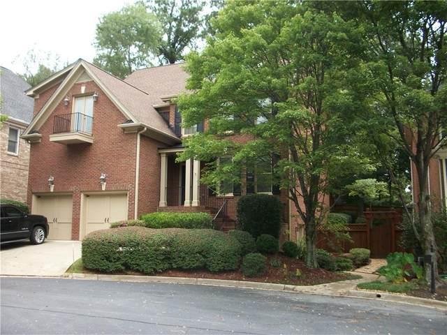 2271 Briarcliff Commons, Atlanta, GA 30345 (MLS #6946464) :: The Tracy Prepetit Team
