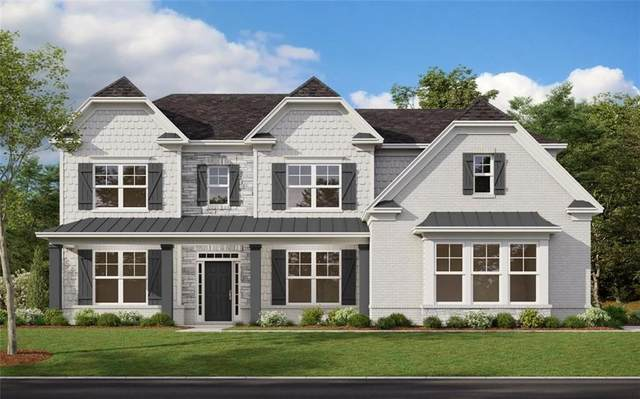 2875 Treeside Terrace, Marietta, GA 30066 (MLS #6946471) :: Maximum One Partners