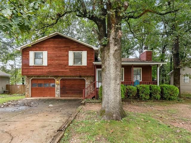 5370 Zachary Drive, Stone Mountain, GA 30083 (MLS #6946489) :: Todd Lemoine Team
