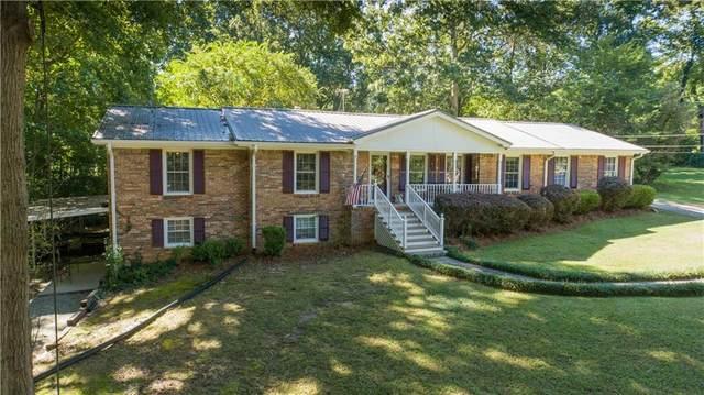 3902 Evans Drive, Lithia Springs, GA 30122 (MLS #6946493) :: Path & Post Real Estate
