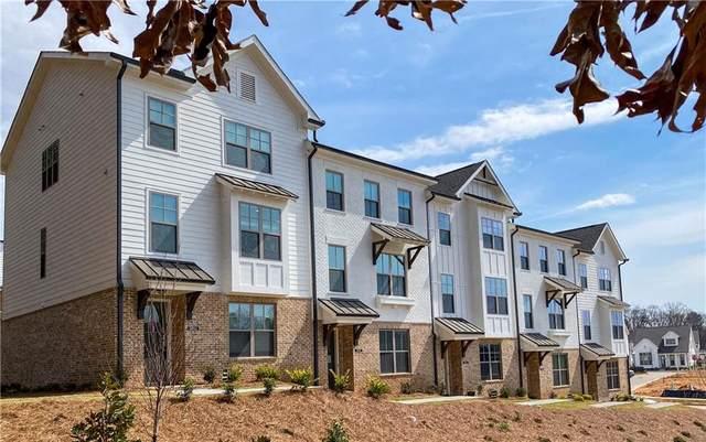 875 Green Sapling Trail #23, Suwanee, GA 30024 (MLS #6946499) :: North Atlanta Home Team