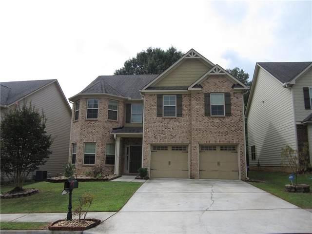 169 Gloster Park Court, Lawrenceville, GA 30044 (MLS #6946530) :: North Atlanta Home Team