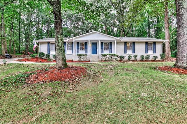 571 Waterview Lane, Stone Mountain, GA 30088 (MLS #6946532) :: North Atlanta Home Team