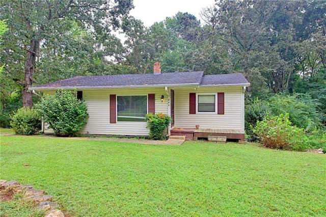271 Pope Drive, Canton, GA 30114 (MLS #6946534) :: North Atlanta Home Team