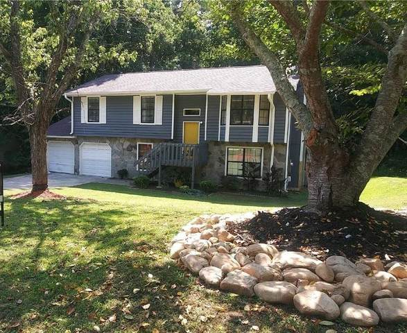 1645 Tree Line Road, Lithonia, GA 30058 (MLS #6946544) :: North Atlanta Home Team