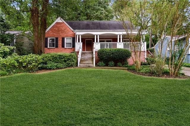 2303 Pembrook Place NE, Atlanta, GA 30324 (MLS #6946568) :: Tonda Booker Real Estate Sales