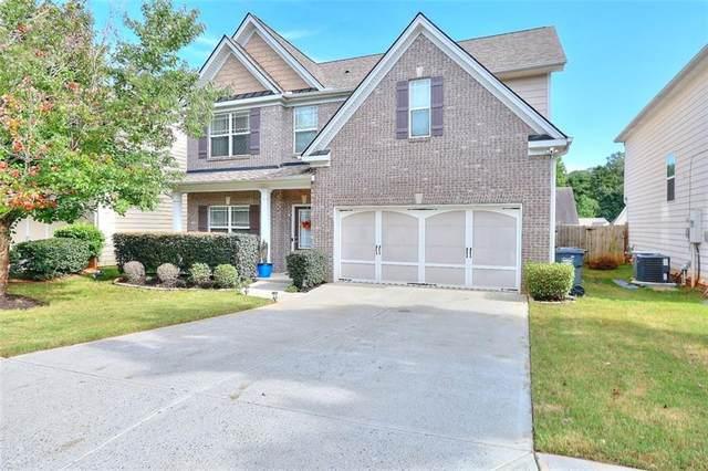 639 Lynnfield Drive, Lawrenceville, GA 30045 (MLS #6946587) :: North Atlanta Home Team