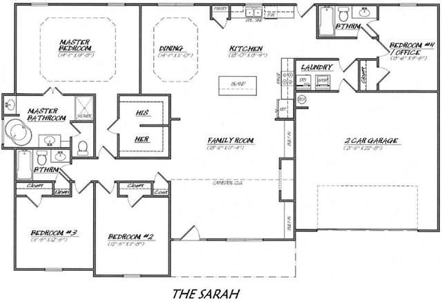 286 Kinsley Way, Statham, GA 30666 (MLS #6946588) :: Maximum One Partners