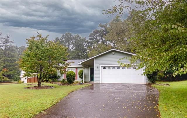 4486 Springfield Drive, Peachtree Corners, GA 30092 (MLS #6946589) :: North Atlanta Home Team
