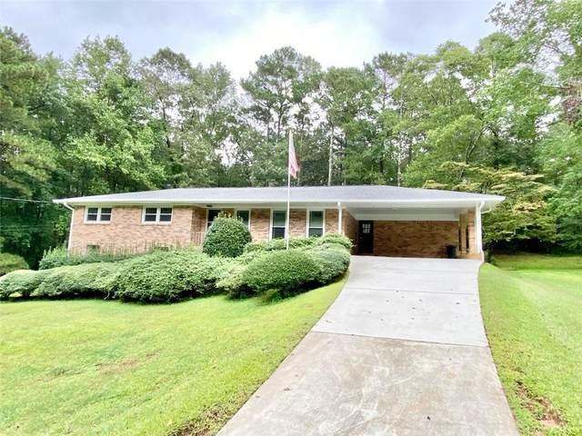 4256 Highway 5, Douglasville, GA 30135 (MLS #6946591) :: Good Living Real Estate